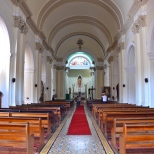 inside of La Merced