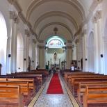 inside of La Merced