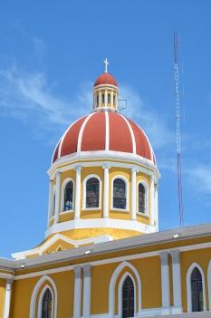 dome of Granada Cathedral